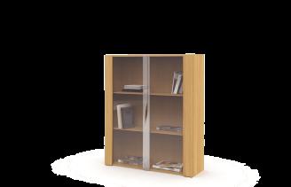 Bookcase ELEN HK2SS without plinth