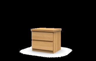 Noční stolek DALILA LUX