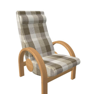 Armchair NOE relaxation positioning