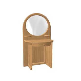 Toilet table REBEKA