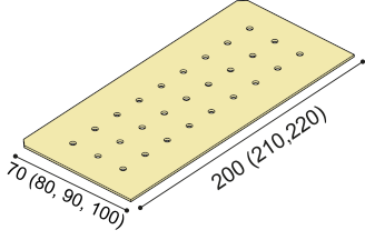 Bed grate