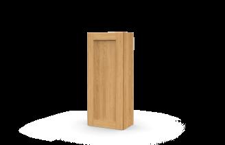 Bookcase DALILA 1 IK1D without plinth