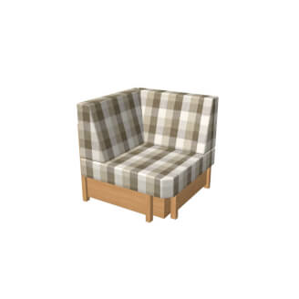 Sofa RACHEL corner segment