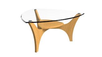 Konferenční stolek PICK