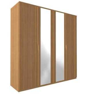 Wardrobe ELEN Q4DZZD with mirrors
