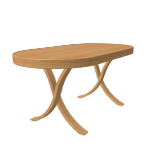 Table ABRAM non extending