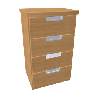 Chest of drawers GABRIELA G1Z4