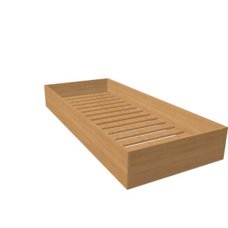 Additional bed/Storage compartment under the bed GABRIELA PLUS