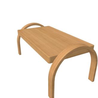 Coffee table LEVI