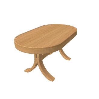 Coffee table SAUL
