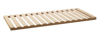 Lath bed frame PLYWOOD