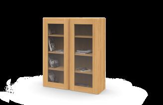 Bookcase DALILA 2 IKB2SS without plinth