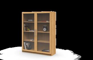 Bookcase RACHEL RK2SS without plinth