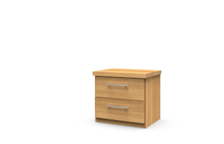 Noční stolek RÁCHEL zásuvkový