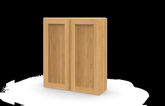Bookcase DALILA 2 IKB2DD without plinth