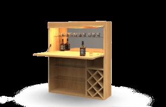 Bar cabinet ELEN H20BV