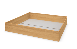 Storage compartment MAX on floor