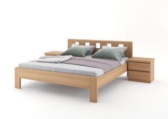 Bed DALILA LUX double bed