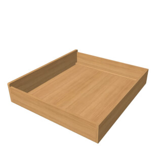 Drawers under the bed REBEKA (1 pair)