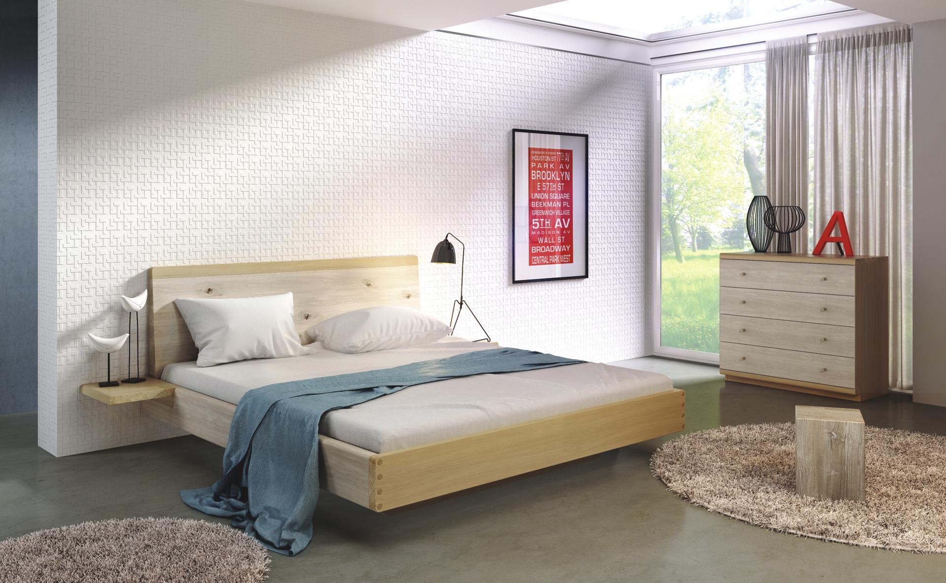 Nová ložnice AMANTA – ustelte si na nebesích