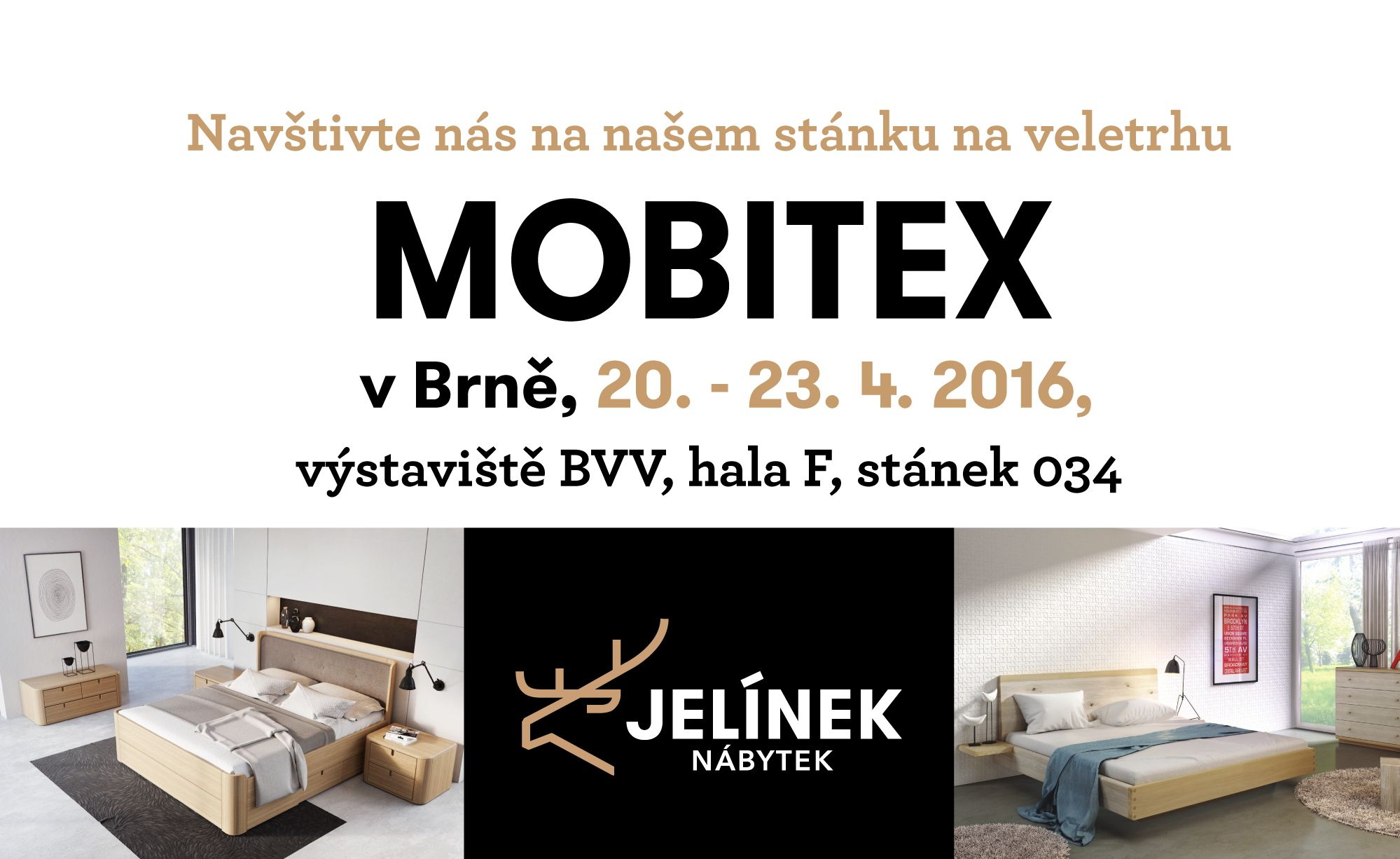 Visit us at MOBITEX in Brno
