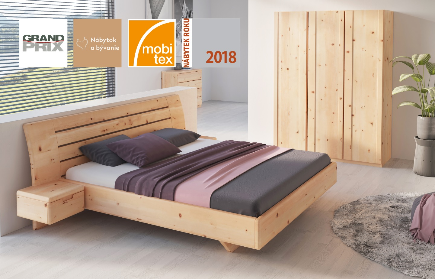 The BETINA bed collects another award!