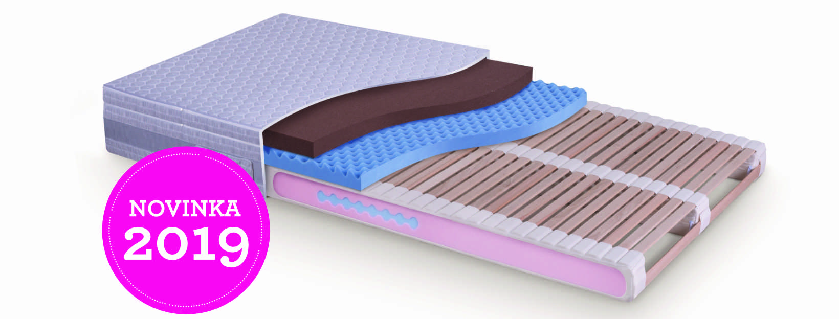 Are you looking for an orthopedic mattress? A novelty is SARA SPIRIT