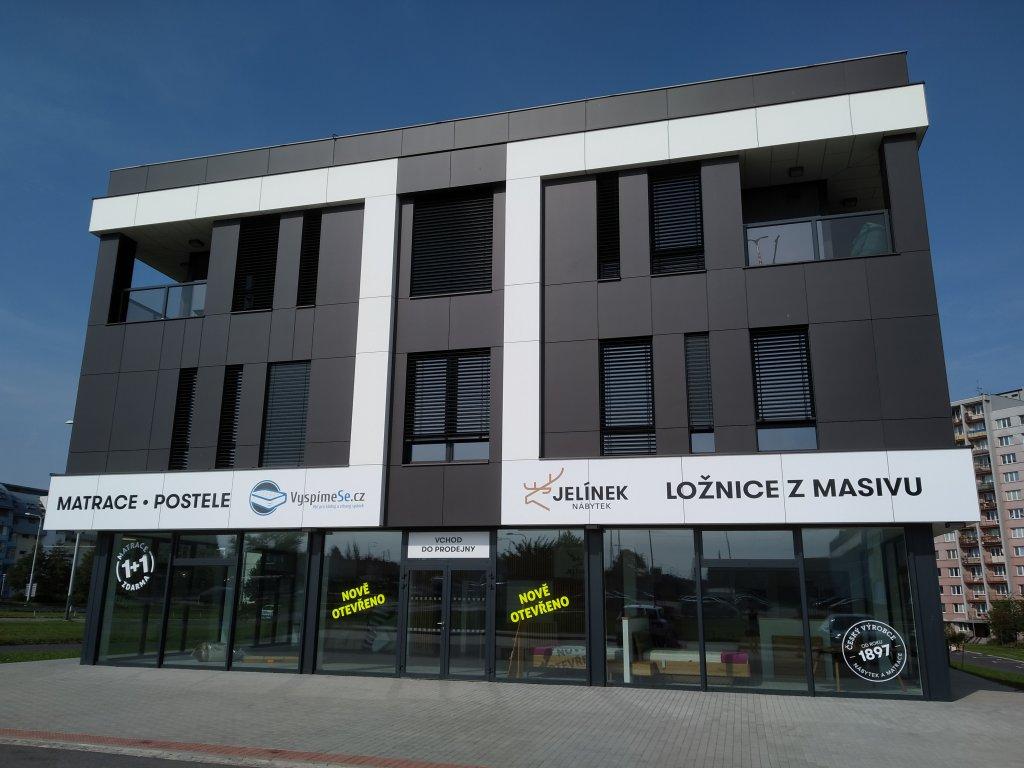 Nový showroom v Ostrave
