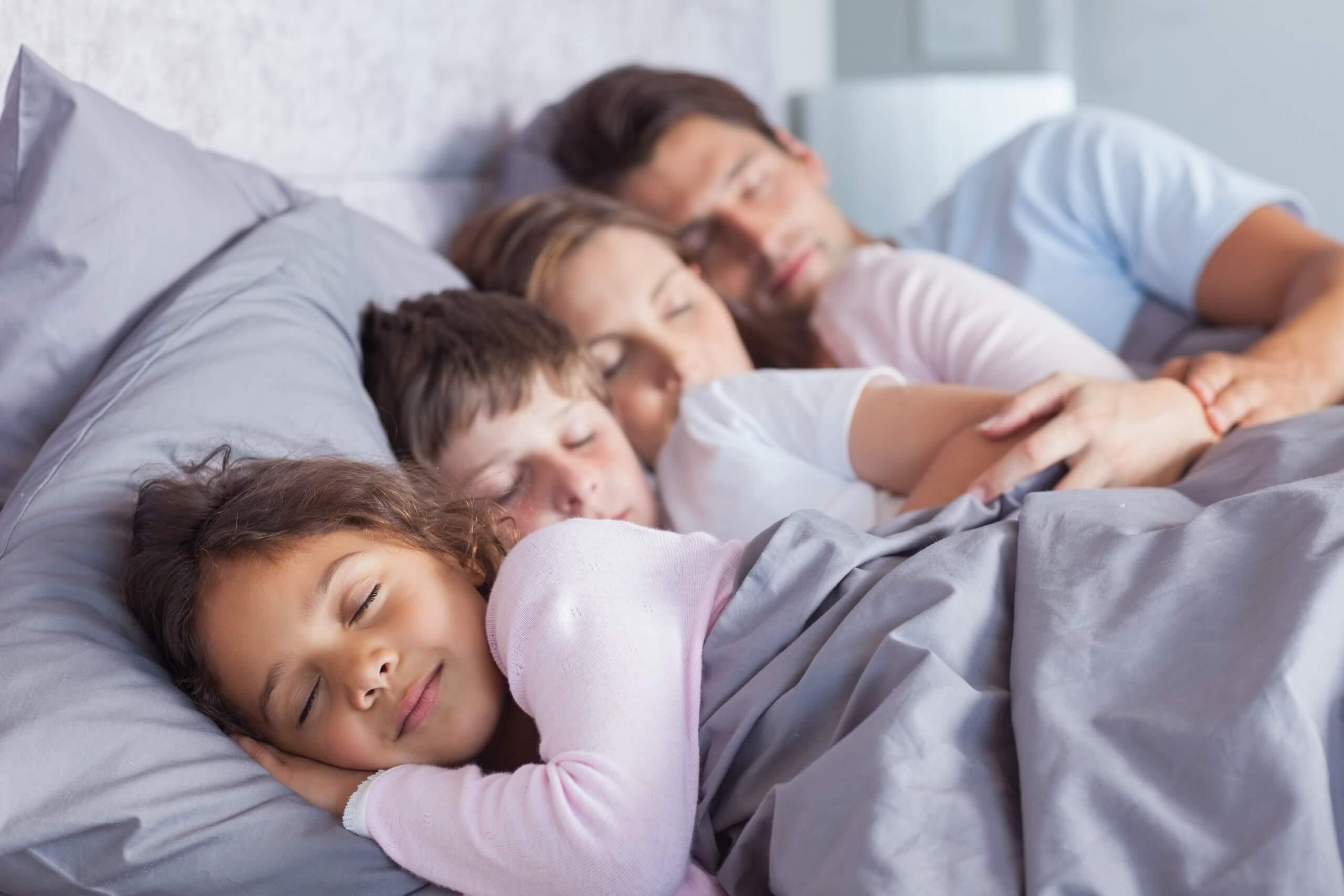 Jak správně spát