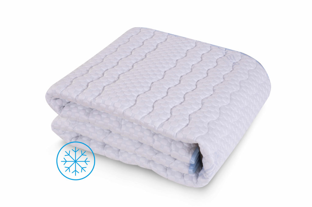 Mattress protector COOLER - cooling effect