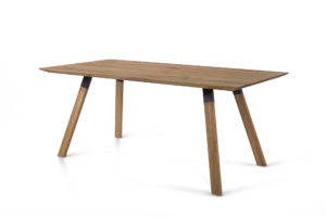 JOHAN solid wood table