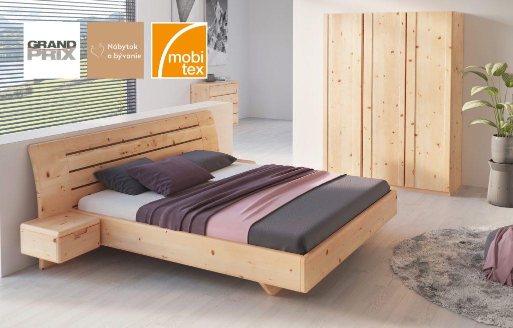 ložnice zirbe betina z masivu