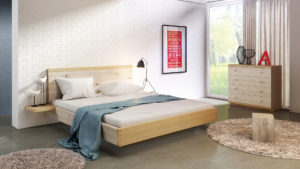 Bedroom Amanta design block
